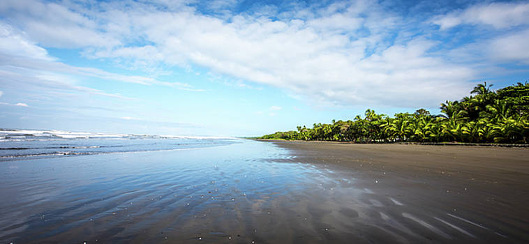 Beaches of Costa Rica by David Morefield