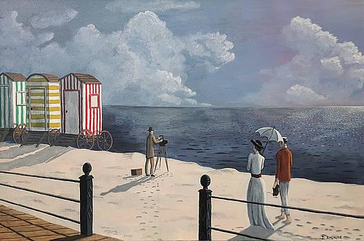 Beachside Stroll by Dave Rheaume