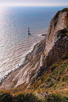 Beachy Head Lighthouse by Stuart Gennery