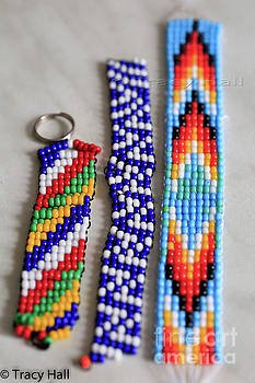 Beadwork by Tracy Hall