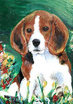 Jon Baldwin  Art - Beagle