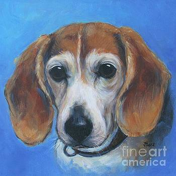 Beagle by Vickie Fears