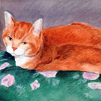 Beaker by Christine Winship