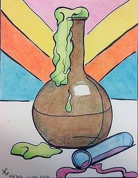 Beaker by Loretta Nash