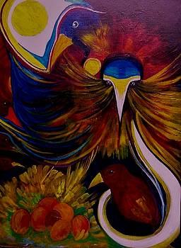Beaks by Carolyn LeGrand
