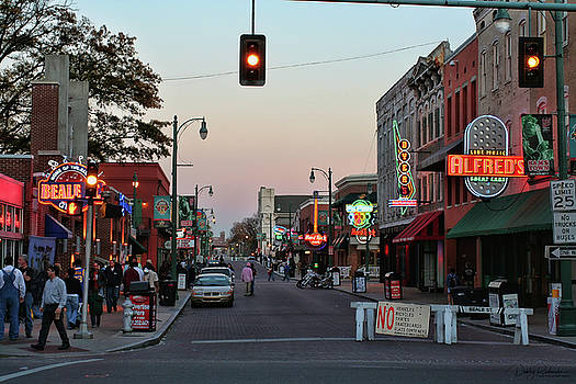 Beale Street by Debby Richards