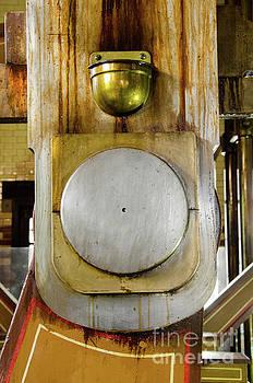 Beam engine bearing by Steev Stamford