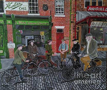 Beamish Museum Cycles by Neal Crossan