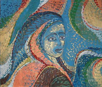 Bean Lady by Gayatri Manchanda
