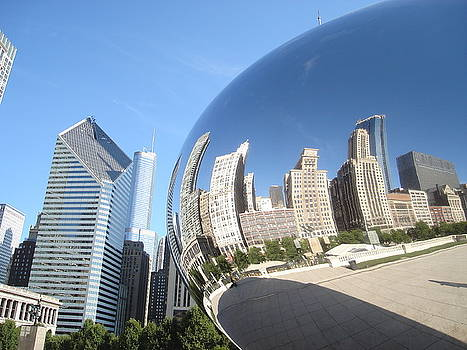 Bean's View by Kimberly Hill