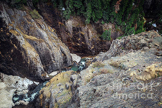 Bear Creek Colorado by Joan McCool