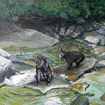Bear Creek by Jeanette Jarmon