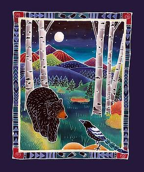 Bear Greets Magpie by Harriet Peck Taylor
