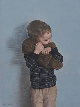 Bear Hug by Holly  Bedrosian