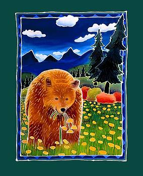 Harriet Peck Taylor - Bear in the Dandelions