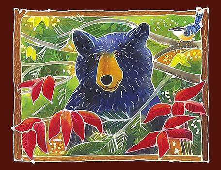 Harriet Peck Taylor - Bear in the Sumac