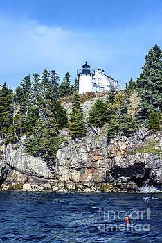 Bear Island Lighthouse by Anthony Baatz