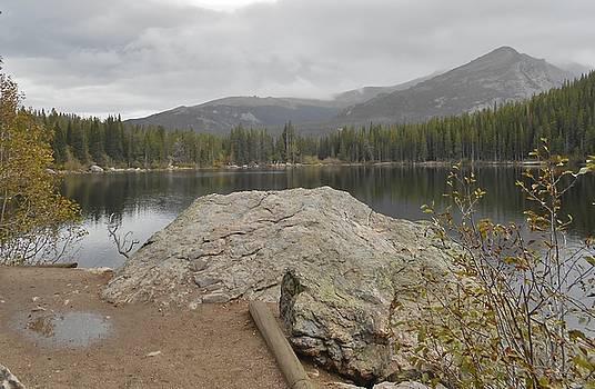 Bear Lake Splendor by Julie Grace