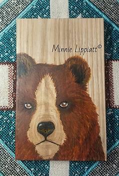 Bear  by Minnie Lippiatt