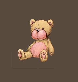 Bear Pink by Andy Catling