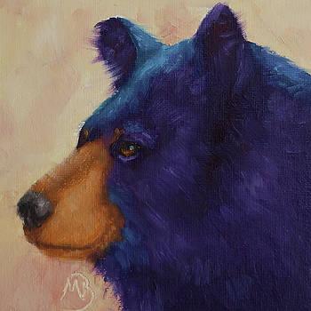 Bear Profile by Monica Burnette