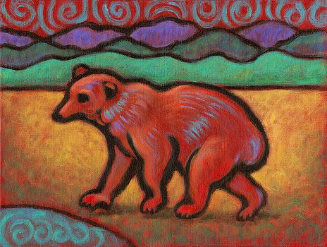 Bear Totem Animal by Linda Ruiz-Lozito