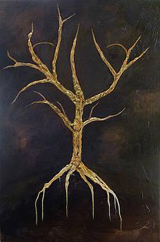 Bear tree by John Stuart Webbstock