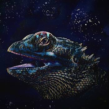 Bearded Dragon by Modern Art