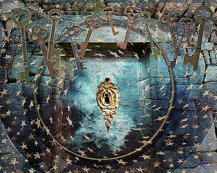 Bearer of the Keys by Louise Roach