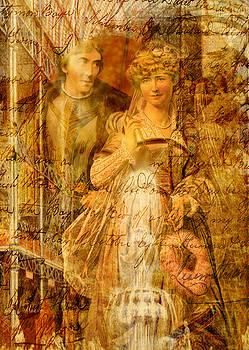 Beatrice and Benedick by Sarah Vernon