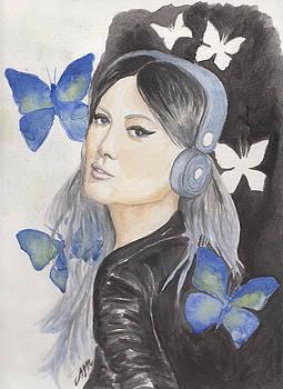 Beats and Butterflies by Sabina Mollot