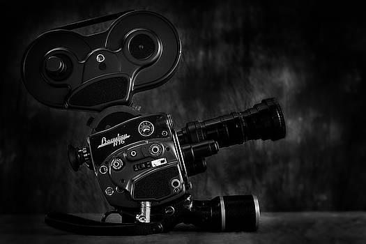 Beaulieu R16 16mm movie camera by Mark Wagoner