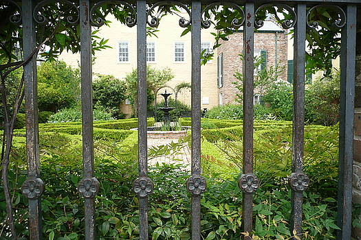 Beauregard-Keyes House  by Kathy Schumann