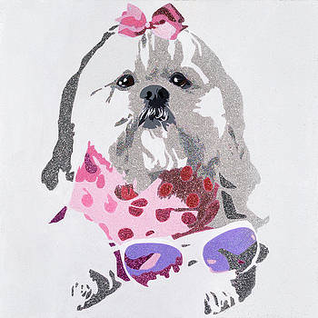 Beausy Bear by Julie Ahmad