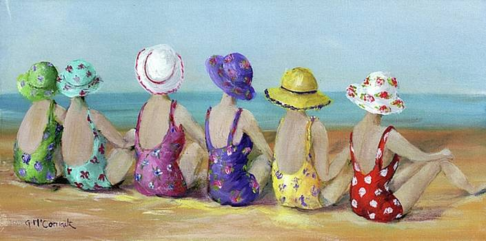 Beauties at The Beach Boho Style by Gail McCormack