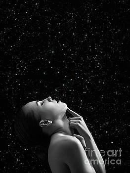 Beautiful Aroused Woman by Aleksey Tugolukov