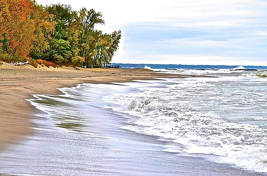 Beautiful Autumn Tide by Frozen in Time Fine Art Photography