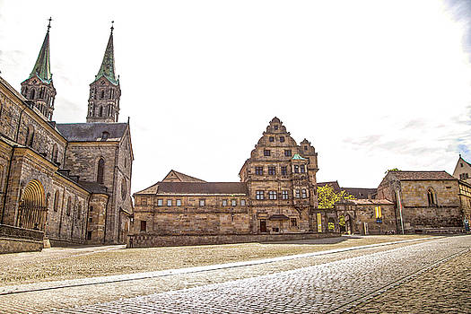 Lisa Lemmons-Powers - Beautiful Bamberg Cathedral