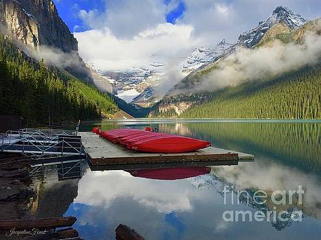 Beautiful Banff by Jacqueline Faust