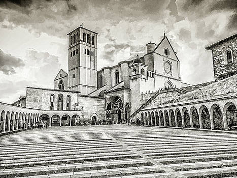 Lisa Lemmons-Powers - Beautiful Basilica of Saint Francis