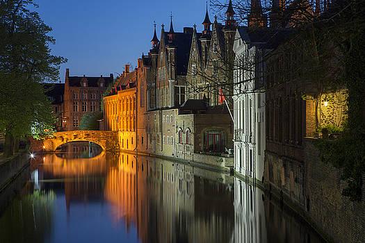 Beautiful Brugge by Renee Doyle