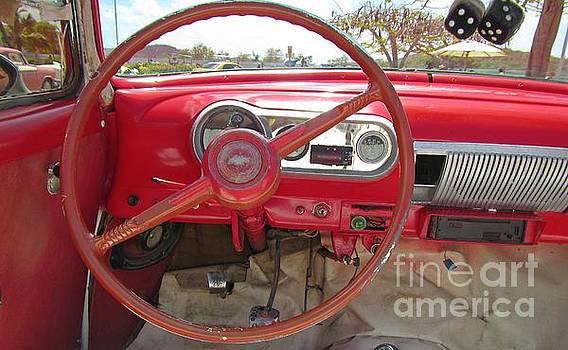 John Malone - Beautiful Car Steering Wheel
