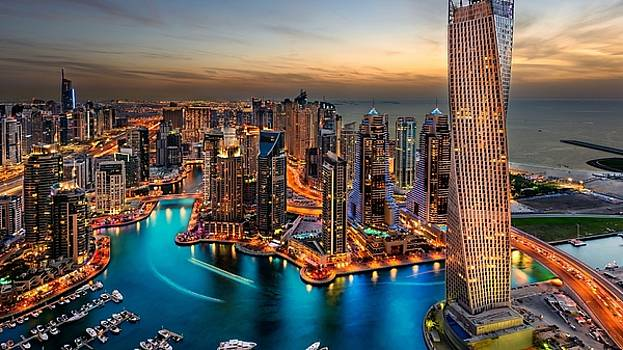 Beautiful City by Luke Lonergan by Luke Lonergan