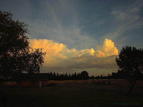 Joyce Dickens - Beautiful Clouds On The Ranch