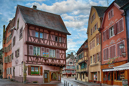 Beautiful Colmar by Joachim G Pinkawa
