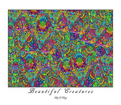 Beautiful Creatures by Betsy Knapp