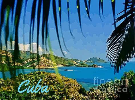 Joh Malone - Beautiful Cuba Poster