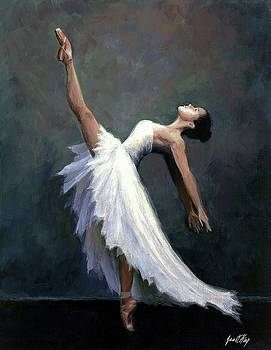 Beautiful Dancer by Janet King