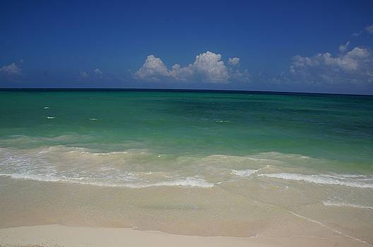 Beautiful Day at the Beach by Jill Friedman
