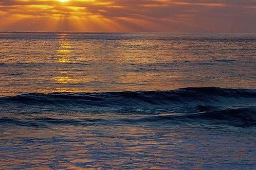 Sunset Del Mar by Randy Bayne